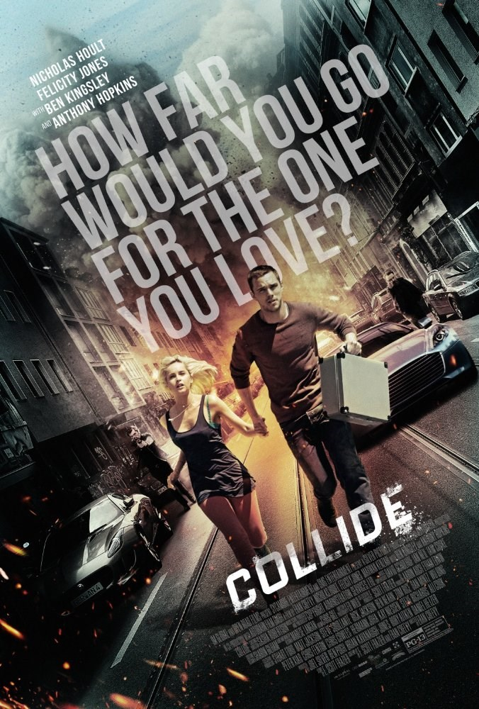 COLLIDE now showing at Shelly Centre