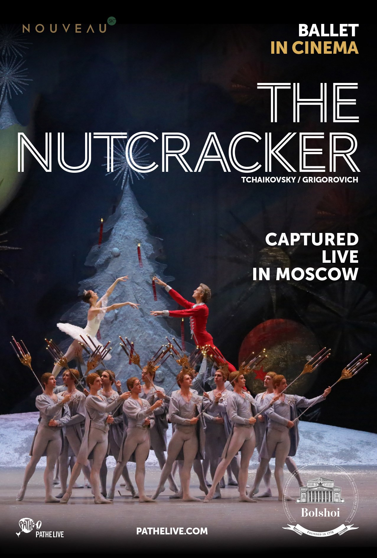 NUTCRACKER, THE (BOLSHOI)