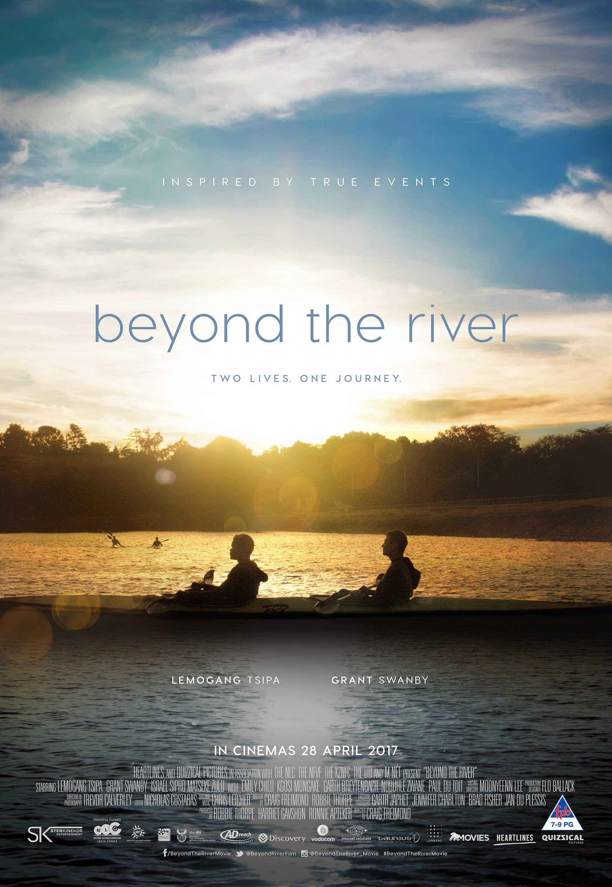 BEYOND THE RIVER Poster