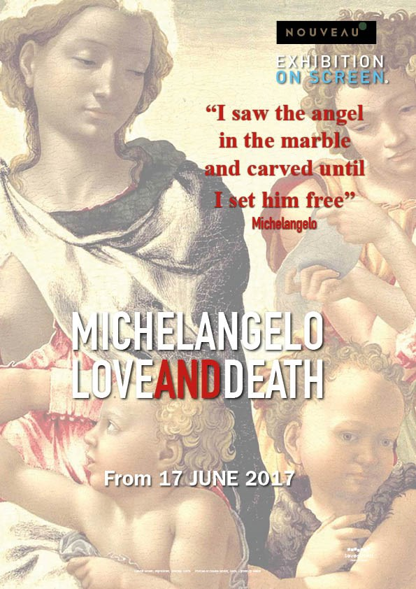 MICHELANGELO: LOVE AND DEATH (EOS) Poster