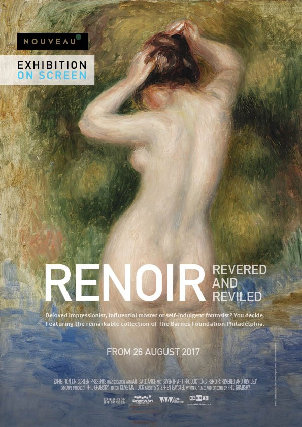 RENOIR: REVEALED AND REVILED (EOS) Poster