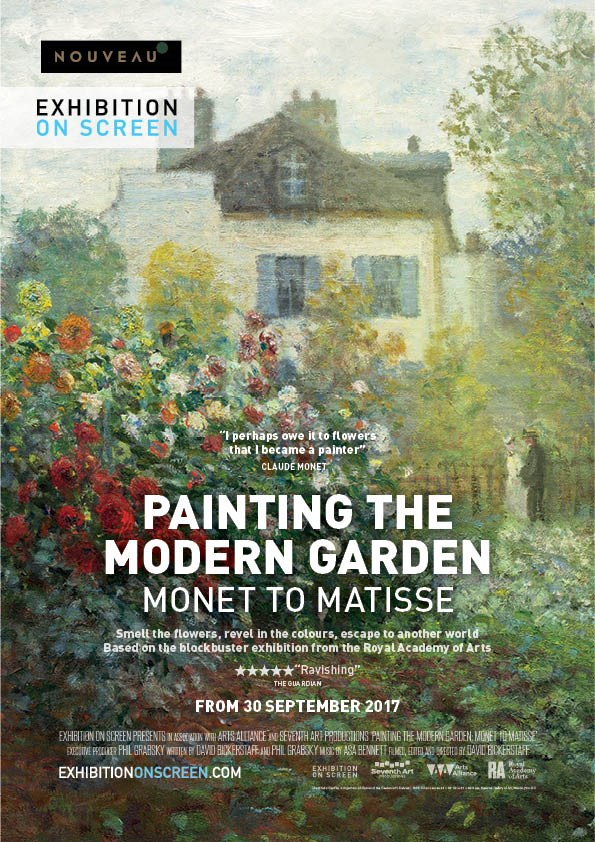 PAINTING THE MODERN GARDEN: MONET TO MATISSE Poster