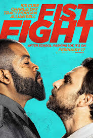 FIST FIGHT now showing at Shelly Centre