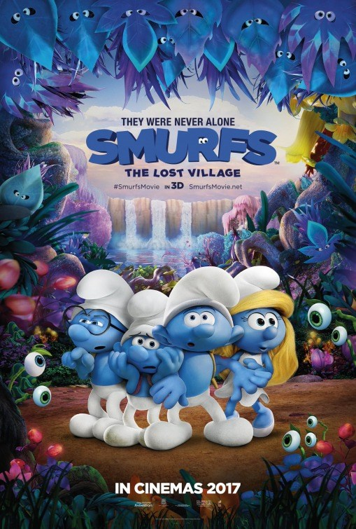 SMURFS: LOST VILLAGE Poster