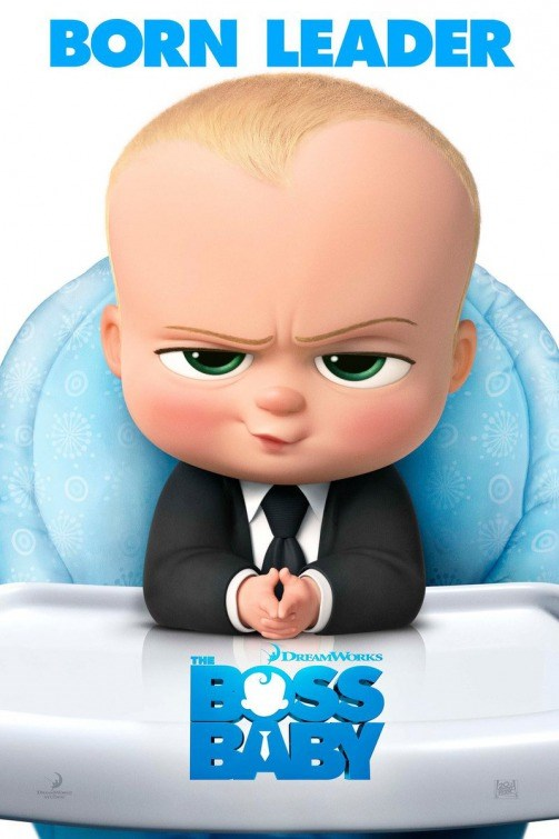 BOSS BABY, THE now showing at Shelly Centre