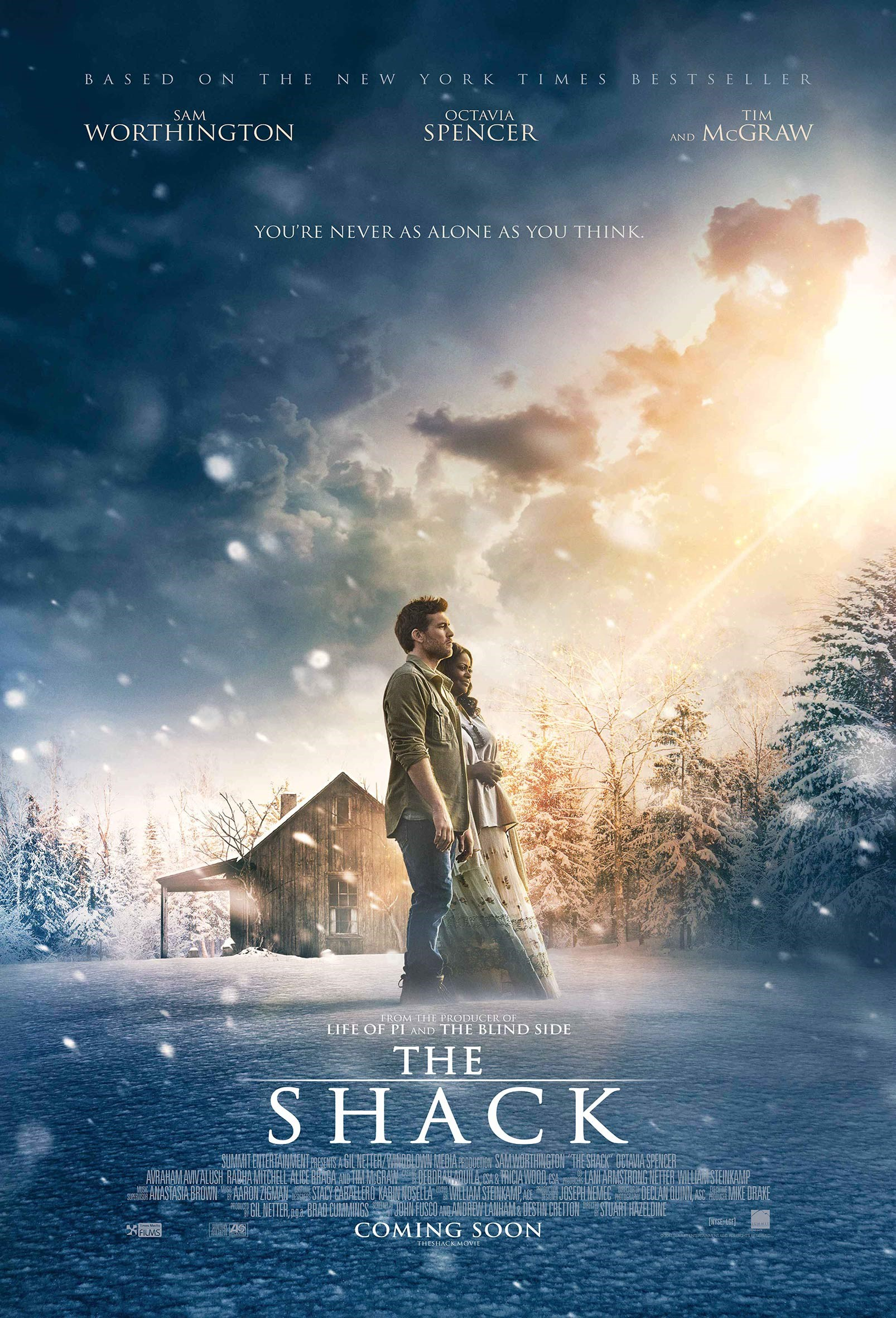 SHACK, THE Poster