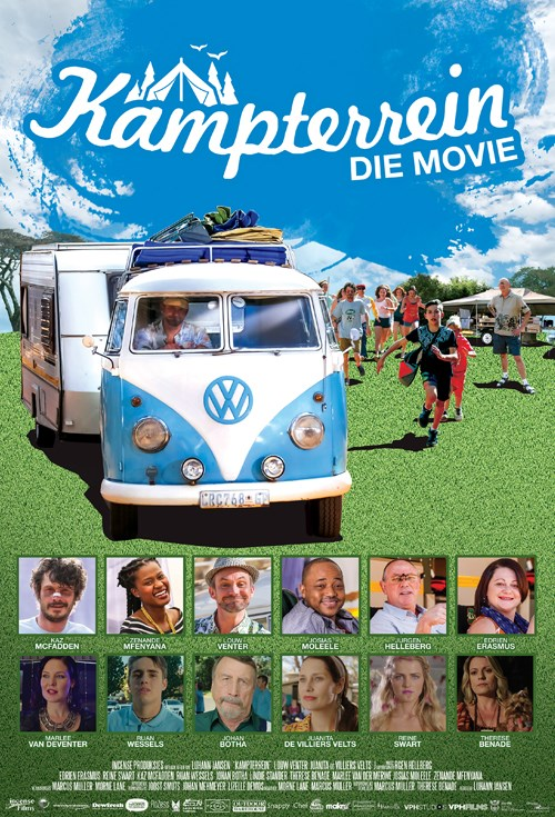 KAMPTERREIN now showing at Shelly Centre