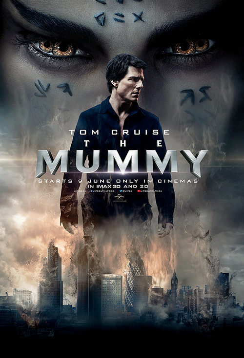 MUMMY, THE now showing at Shelly Centre