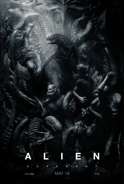 ALIEN: COVENANT now showing at Shelly Centre