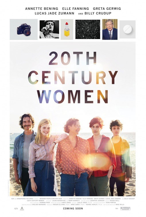 20TH CENTURY WOMAN Poster