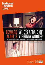 WHO'S AFRAID OF VIRGINIA WOOLFE? (NT LIVE) Poster
