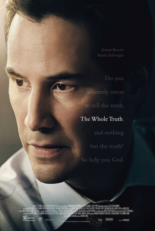 WHOLE TRUTH, THE Poster