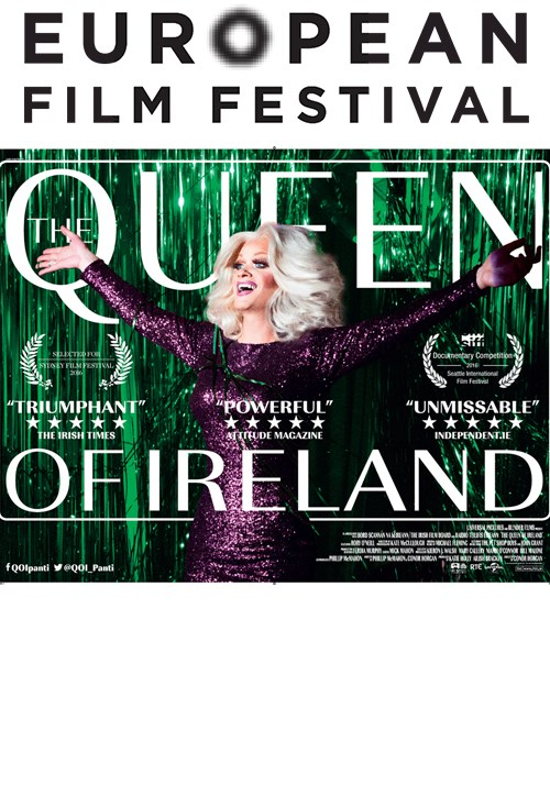 QUEEN OF IRELAND, THE (F/F) Poster