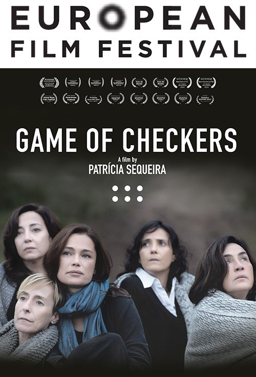 GAME OF CHECKERS (F/F) Poster