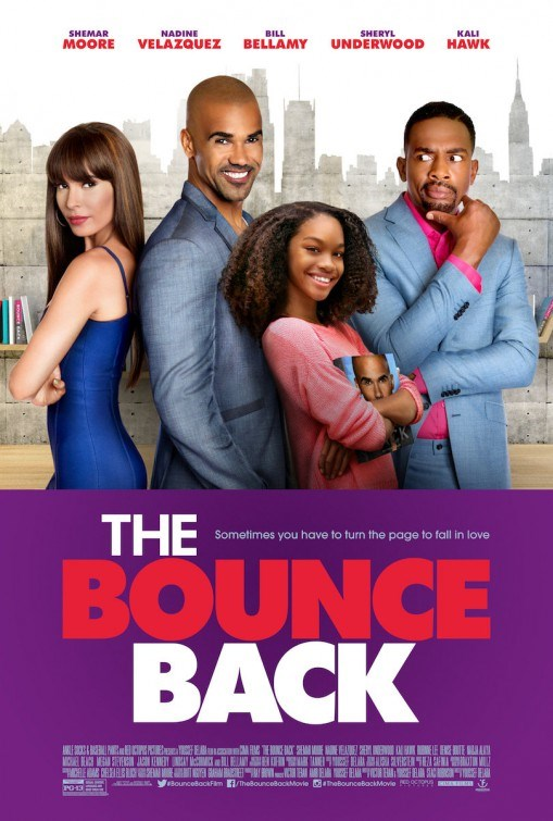 BOUNCE BACK, THE Poster
