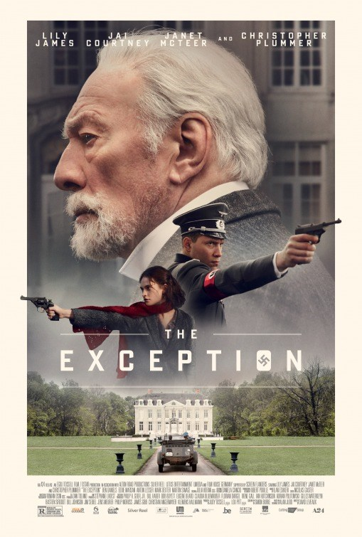 EXCEPTION, THE Poster