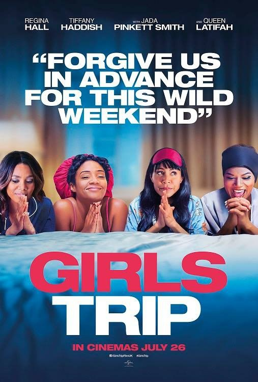 GIRLS TRIP now showing at Shelly Centre