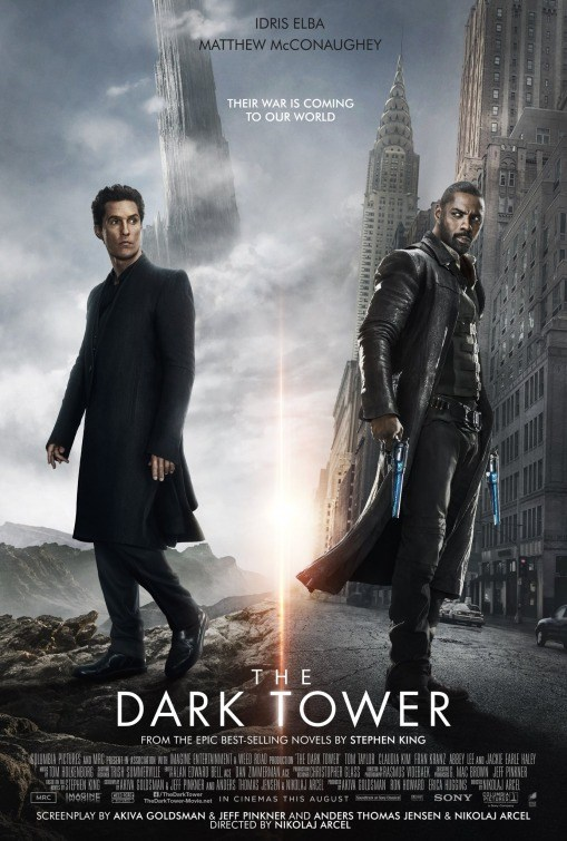 DARK TOWER, THE now showing at Shelly Centre