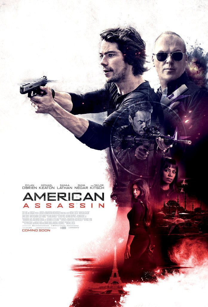 AMERICAN ASSASSIN now showing at Shelly Centre
