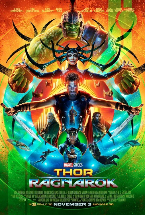 THOR: RAGNAROK now showing at Shelly Centre