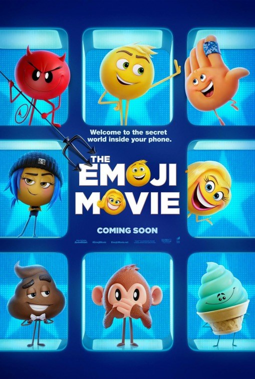 EMOJI MOVIE, THE now showing at Shelly Centre