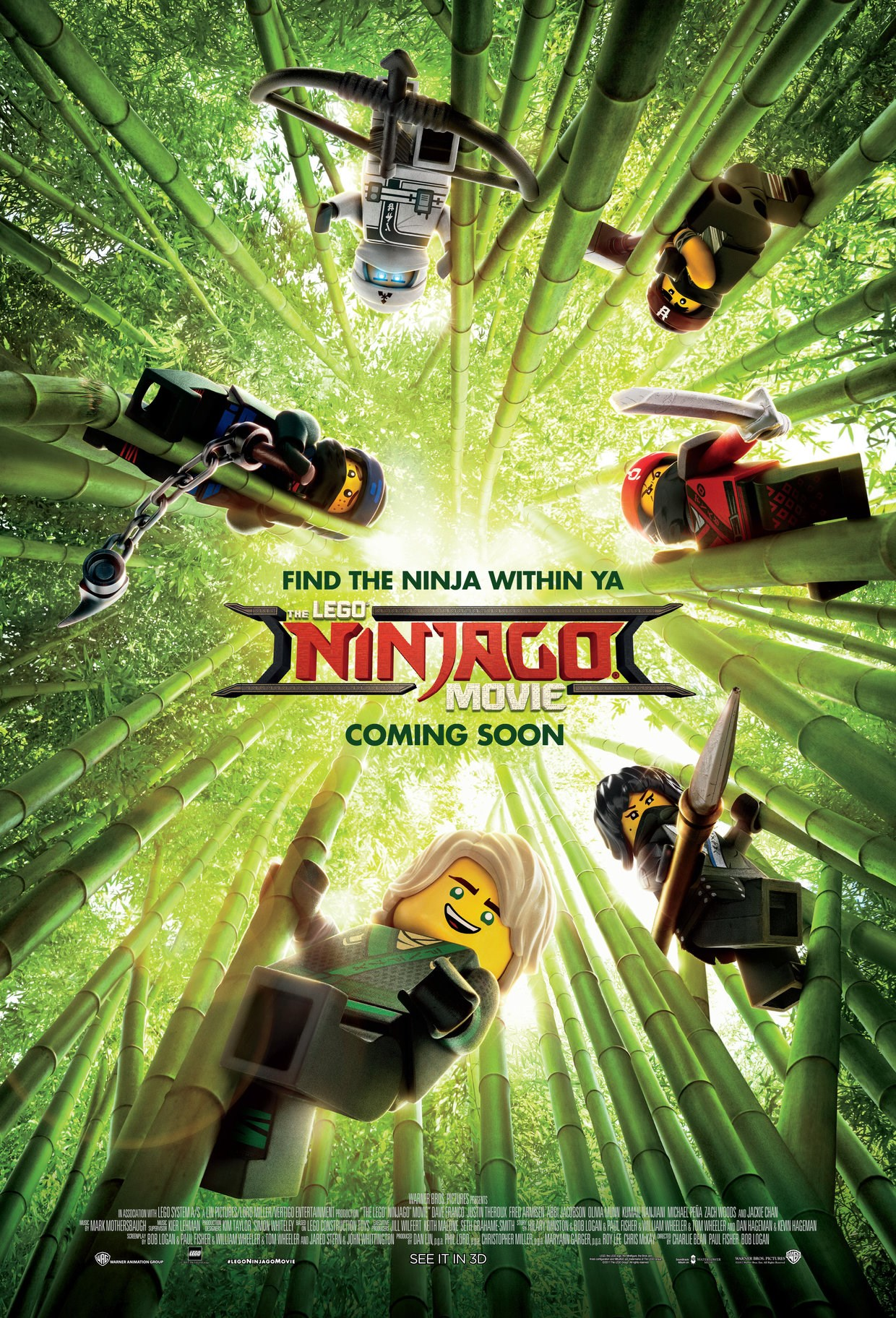 LEGO NINJAGO MOVIE, THE now showing at Cavendish Square