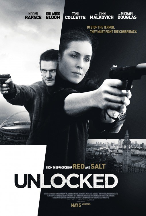 UNLOCKED now showing at Cavendish Square