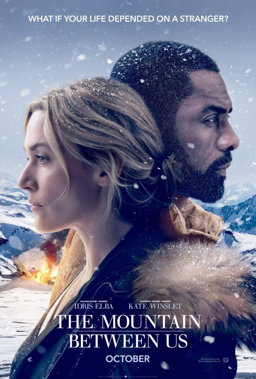 MOUNTAIN BETWEEN US, THE Poster