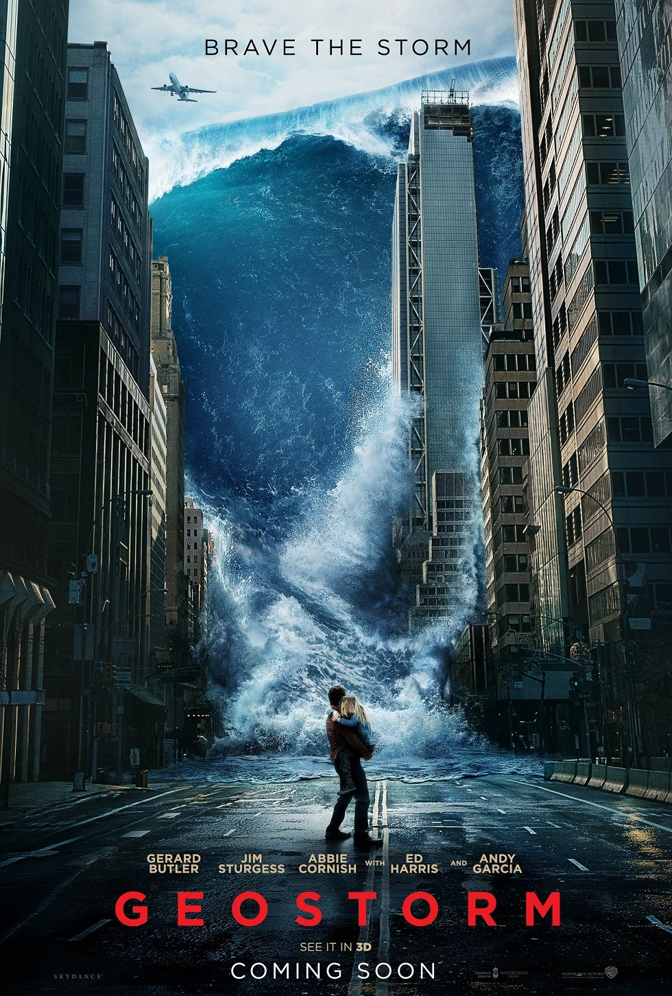 GEOSTORM now showing at Cavendish Square