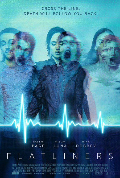 FLATLINERS now showing at Cavendish Square