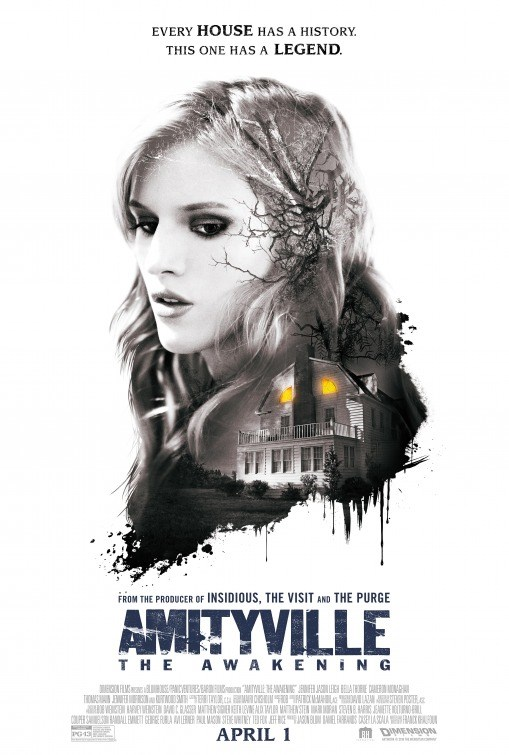 AMITYVILLE: THE AWAKENING Poster