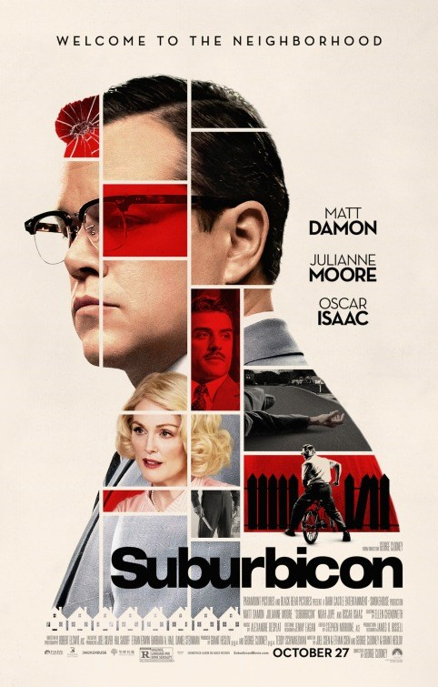 SUBURBICON now showing at Cavendish Square