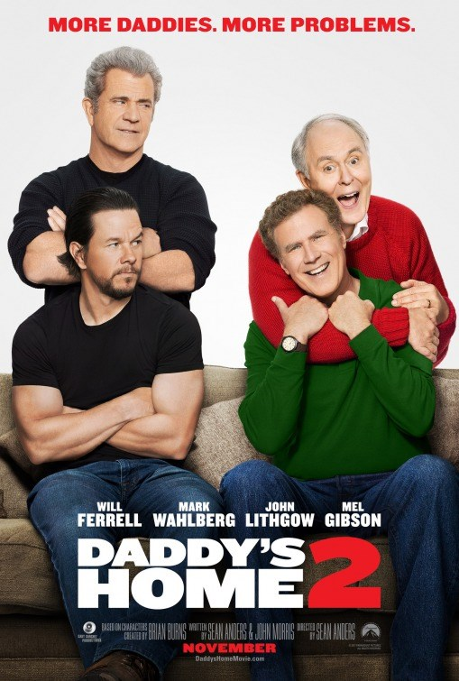 DADDY'S HOME 2 now showing at Cavendish Square