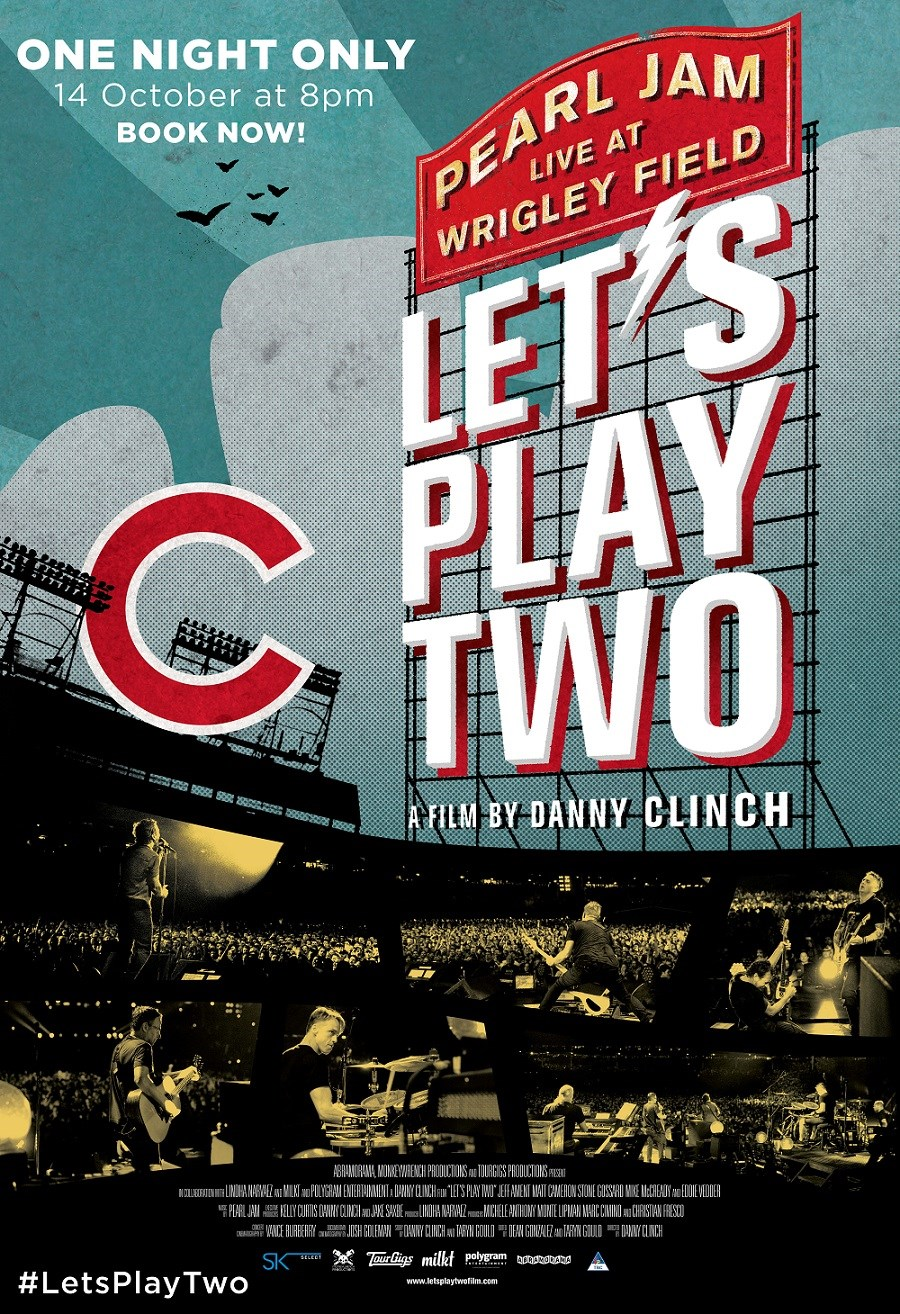 PEARL JAM LET'S PLAY TWO now showing at Cavendish Square