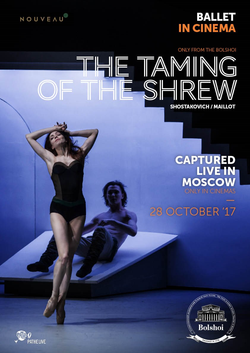 TAMING OF THE SHREW (BOLSHOI)