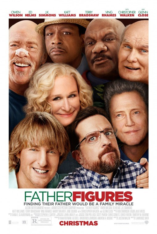 FATHER FIGURES now showing at Cavendish Square