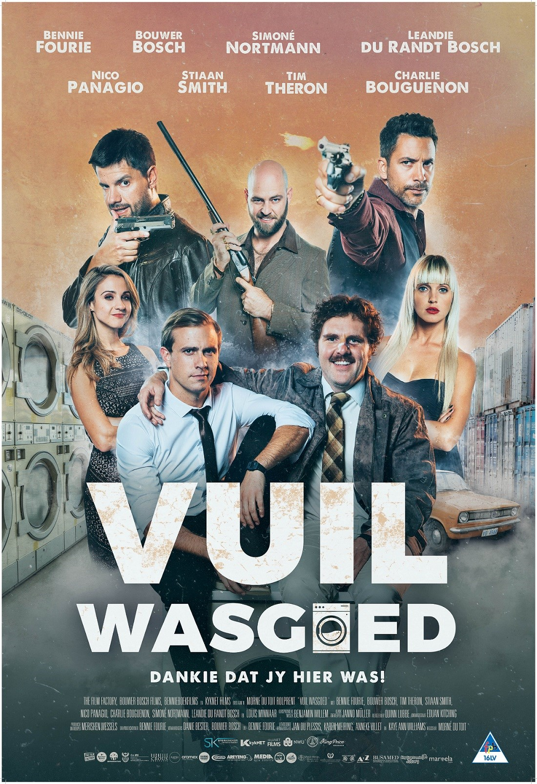 VUIL WASGOED now showing at Shelly Centre