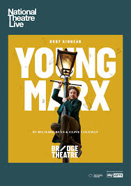 YOUNG MARX (NT LIVE) Poster