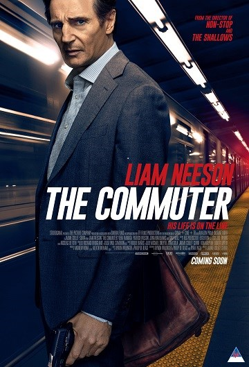 COMMUTER, THE Poster