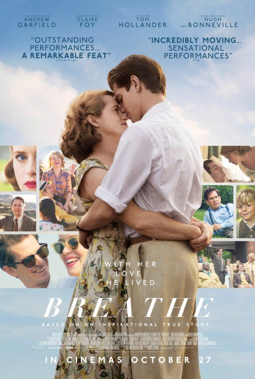 BREATHE now showing at Cavendish Square
