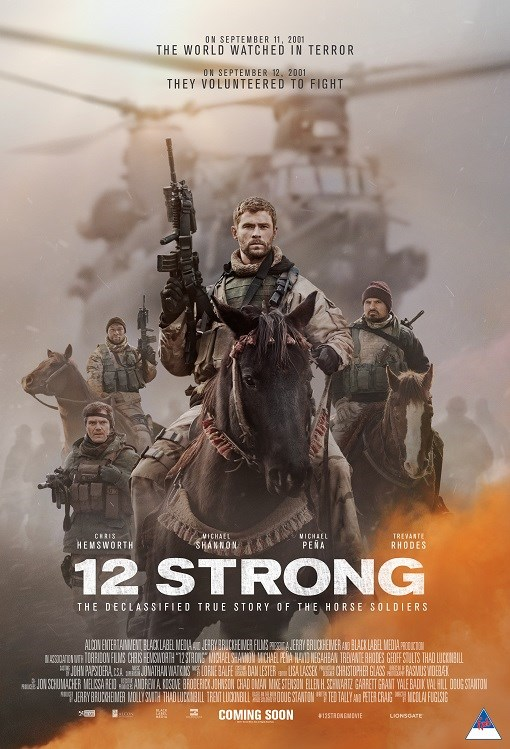 12 STRONG now showing at Cavendish Square