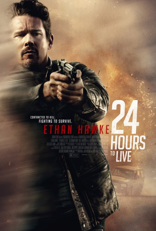 24 HOURS TO LIVE now showing at Cavendish Square