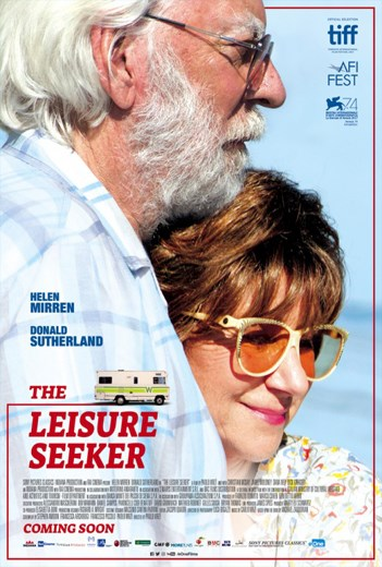 LEISURE SEEKER, THE Poster