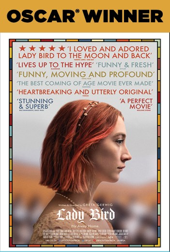 LADY BIRD now showing at Cavendish Square