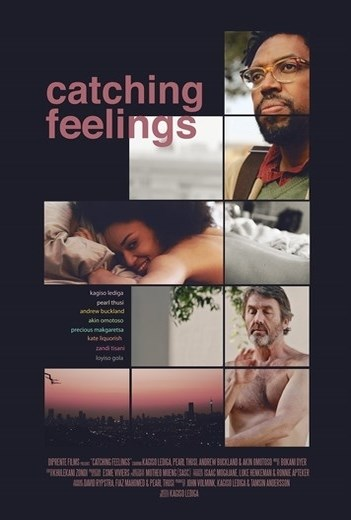 CATCHING FEELINGS now showing at Cavendish Square