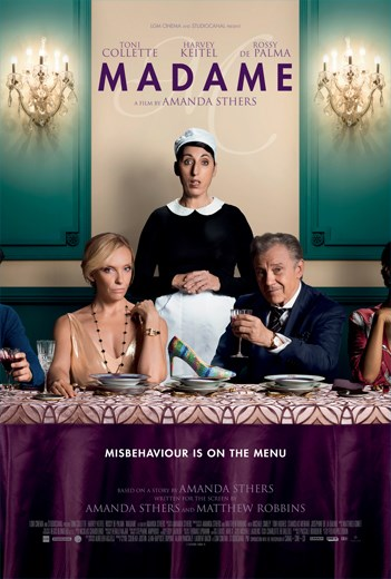 MADAME now showing at Cavendish Square