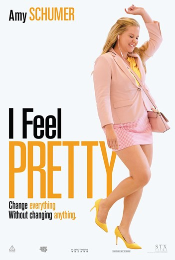 I FEEL PRETTY now showing at Cavendish Square