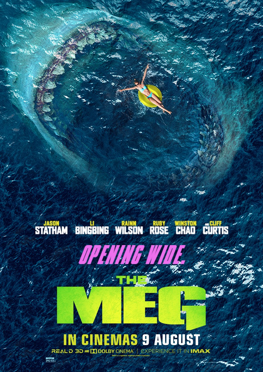MEG, THE now showing at Cavendish Square