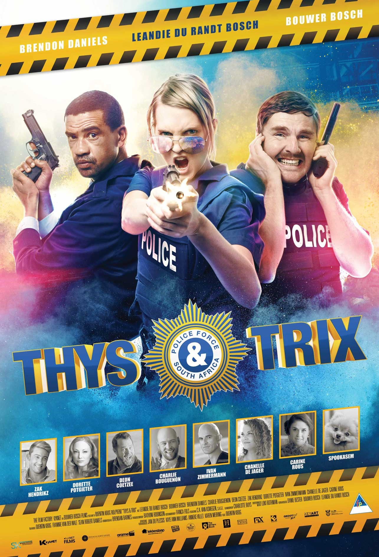 THYS EN TRIX now showing at Shelly Centre