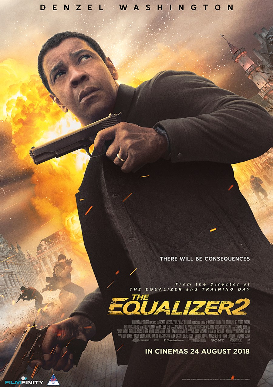 EQUALIZER 2, THE now showing at Cavendish Square